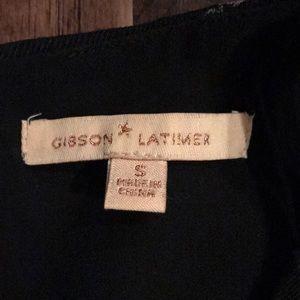 Gibson Latimer Tops - Ruffle tank